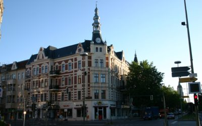Rheinstraße Eckturm